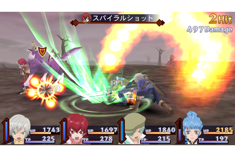 Tales of Innocence R, Tales of the Heroes: Twin Brave ...