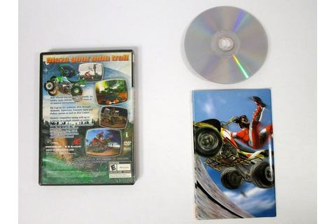 ATV Offroad Fury 2 game for Playstation 2 (Complete) | The ...