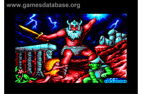 Stormlord - Amstrad CPC - Games Database