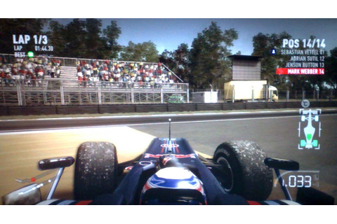 F1 2010 Codemasters Games enter for Xbox 360, PS3 and PC ...