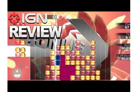 IGN Reviews - Lumines: Electronic Symphony - Game Review ...