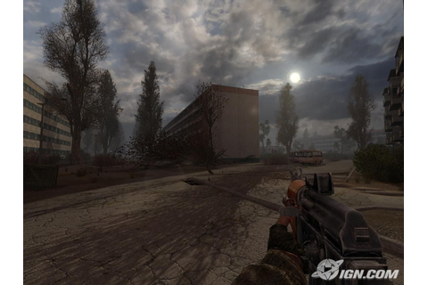 S.T.A.L.K.E.R. Call Of Pripyat (Free Download Full)