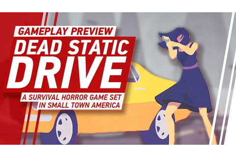 Dead Static Drive Gameplay - The Survival Horror Game Set ...