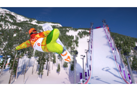 Steep Road to the Olympics Screenshot 2 - play3.de