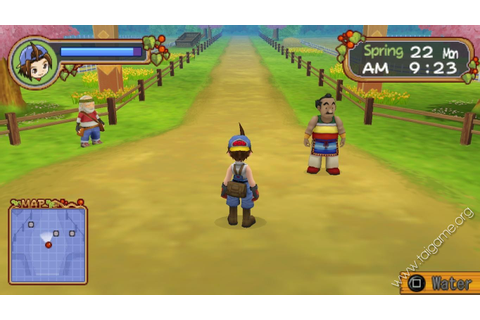 Harvest Moon: Hero of Leaf Valley - Download Free Full Games | Time ...