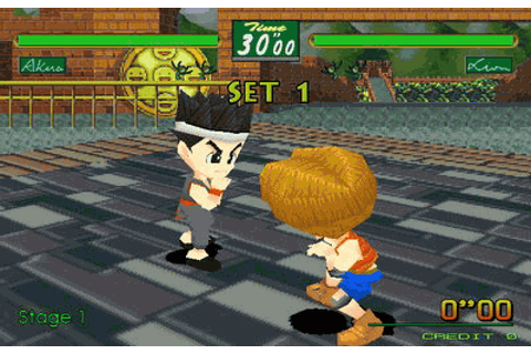 Virtua Fighter Kids - PC Games - Top PC Games to download