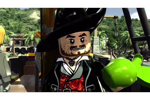 The Curse of the Black Pearl gameplay trailer -- LEGO ...