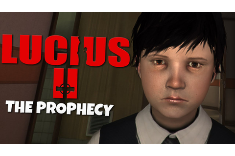 DEMON CHILD RETURNS - Lucius 2: The Prophecy - YouTube