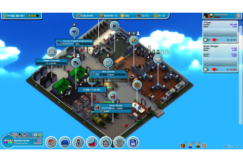 REVIEW: Mad Games Tycoon | PC Games n News