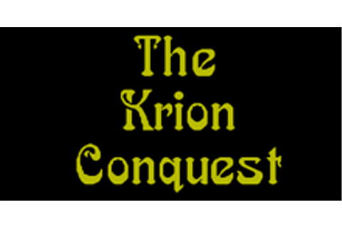 The Krion Conquest Download Game | GameFabrique