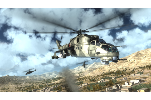 Air Missions: HIND - Download Free Full Games | Arcade ...