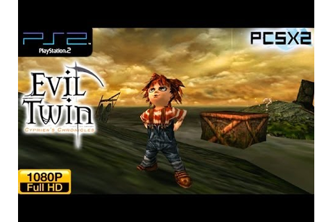 Evil Twin: Cyprien's Chronicles - PS2 Gameplay 1080p ...