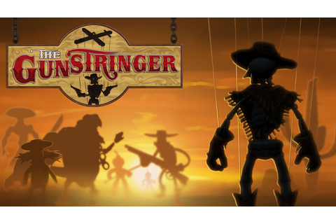 The Gunstringer Is The Best Dead Cowboy Puppet Game For ...