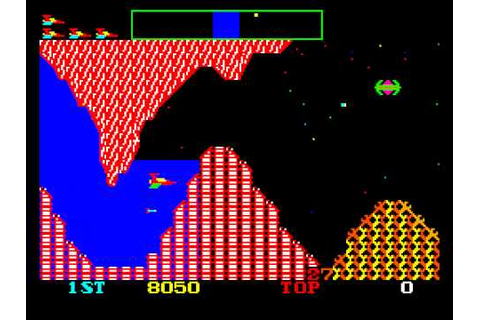 Arcade Game: Cosmic Avenger (1981 Universal) - YouTube