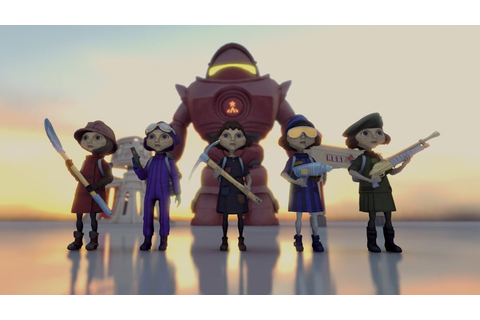 Check Your Emails, Tomorrow Children - Push Square