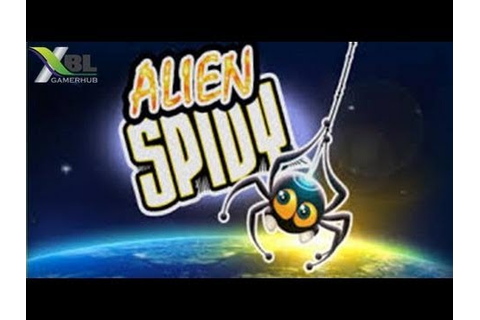 Alien Spidy Xbox Arcade Game Launch Trailer Xlba Game ...