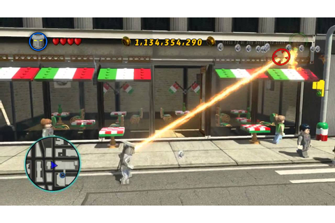 LEGO Marvel Super Heroes The Video Game - The Destroyer ...