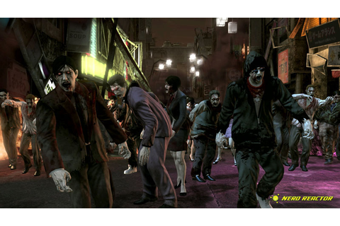 Yakuza Enters Zombie Territory with 'Dead Souls' - Nerd ...
