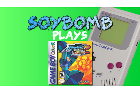 Mega Man Xtreme 2 (Game Boy Color) - Part 1 | SoyBomb LIVE ...