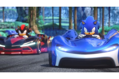 Rumor: 'Team Sonic Racing' May Be Delayed To 2019