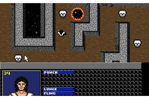 Download DarkSpyre rpg for DOS (1990) - Abandonware DOS