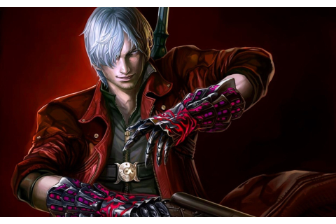Devil may cry 4 artwork video games wallpaper ...