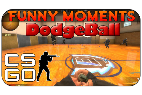 CS:GO DODGEBALL GAME MODE (Funny Moments) - YouTube