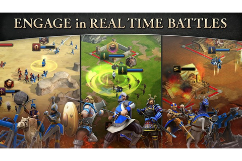 Age of Empires: World Domination RTS Game Released on ...