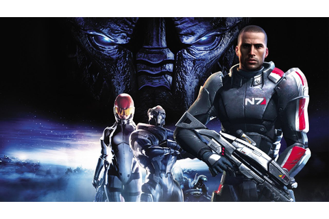 Mass Effect Full Game Walkthrough - No Commentary ...