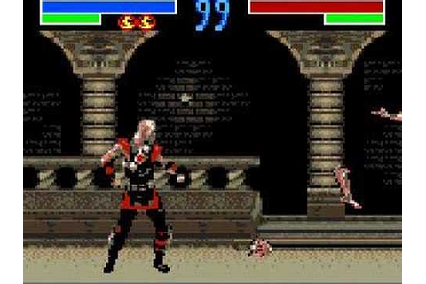 Mortal Kombat 3 Game Gear Fatalities - YouTube