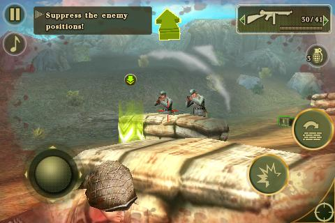 Brothers in Arms 2: Global Front | Articles | Pocket Gamer