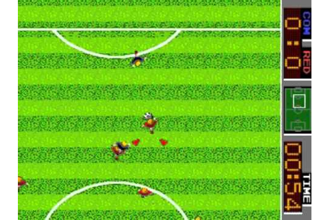 Tehkan World Cup set 1 MAME Gameplay video Snapshot -Rom ...
