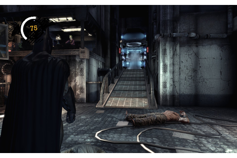 MiikaHweb - Game : Batman: Arkham Asylum
