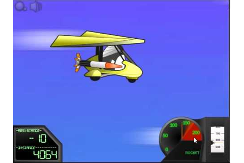 Learn to Fly 2 - Arcade Mode [25000$ | 15000 Points] - YouTube