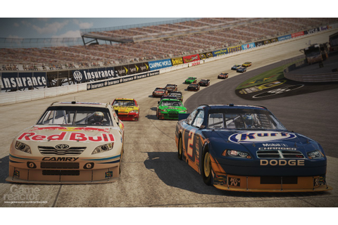 Nascar passes Xbox by - Nascar: The Game 2011 - Gamereactor