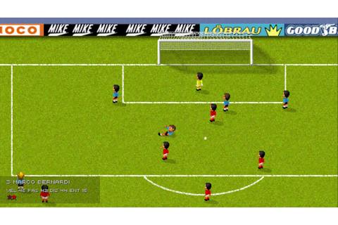 World Soccer Challenge android game first look gameplay ...