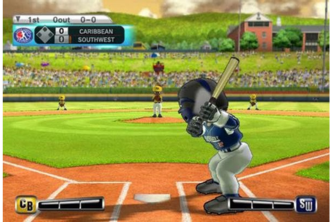 Little League World Series Baseball 2010 game for Xbox