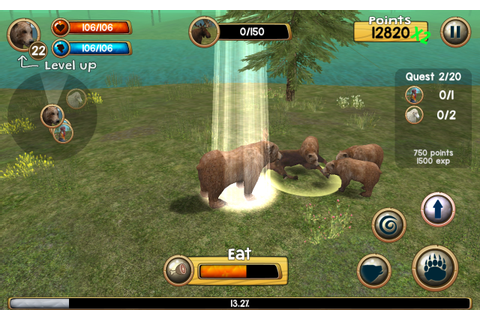 Wild Bear Simulator 3D - Android Apps on Google Play