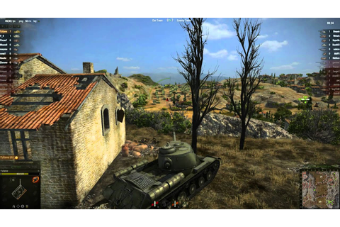 World of Tanks IS Gameplay - 12 kills on Province 1080p HD ...