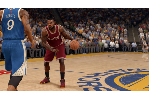 NBA Live 16 Game Update 1.05 Available Now - Adds ...