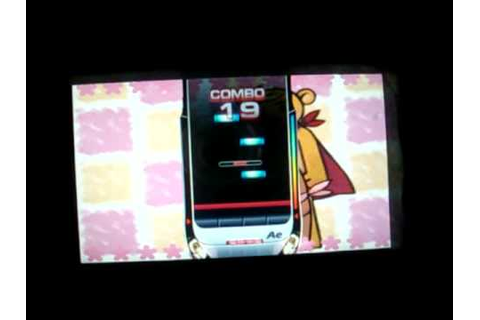 DJ Max Fever PSP Gameplay - YouTube