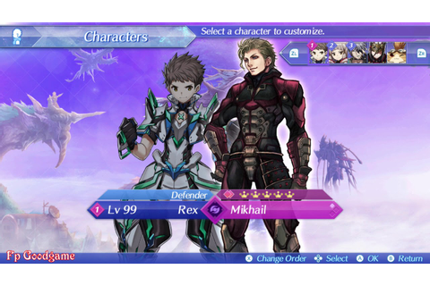 Everything To Know About New Game Plus ver 1.3.0 Xenoblade ...