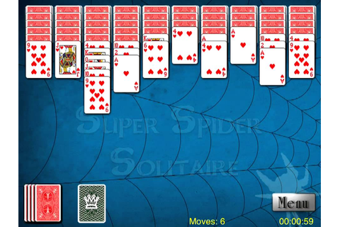 Take a Look at Super Spider Solitaire Game Trailer - YouTube