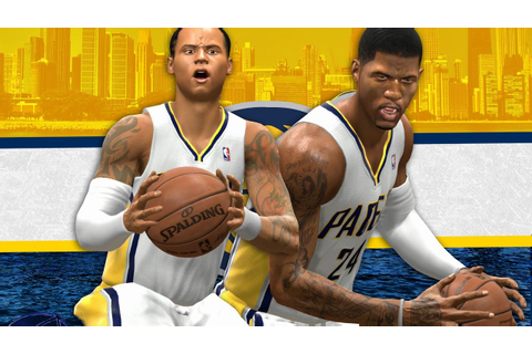 NBA Live 14 Rising Star PS4 #4 - CAREER HIGH In Debut Game ...