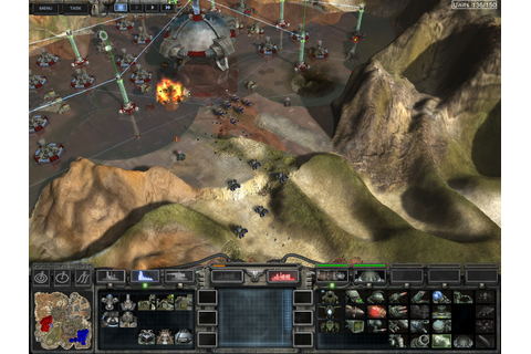 Download Perimeter Full PC Game