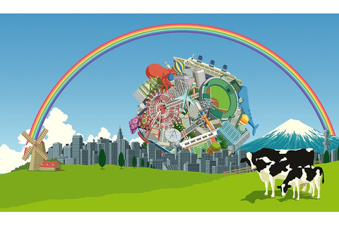 PS2 Classic 'Katamari Damacy' rolling its way onto the US ...