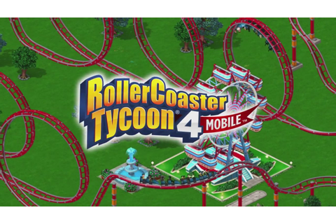 RollerCoaster Tycoon 4 Mobile: mobillal a hullámvasúton ...