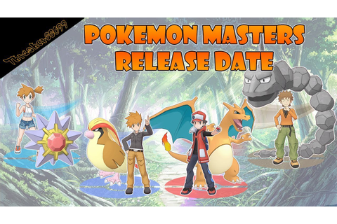Pokemon Masters Mobile Game Release Date - YouTube