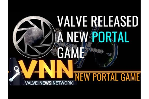 Play Valve's New Game - Portal: Moondust Explained - YouTube