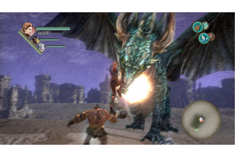 Trinity: Souls of Zill O'll Review « GamingBolt.com: Video ...
